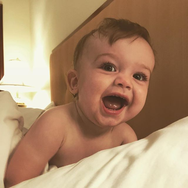 Love this crazy little man!