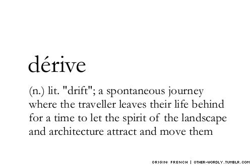 other-wordly :      pronunciation |  de-'rEv