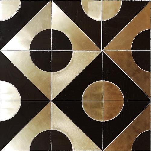 vjeranski :     byzantine 8 timeless and super stylish bronze and terracotta tile