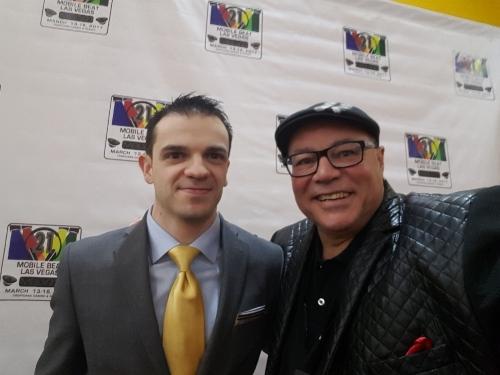 Artem Lomaz and RayMar [Mobile Beat Live, Las Vegas, Nevada]