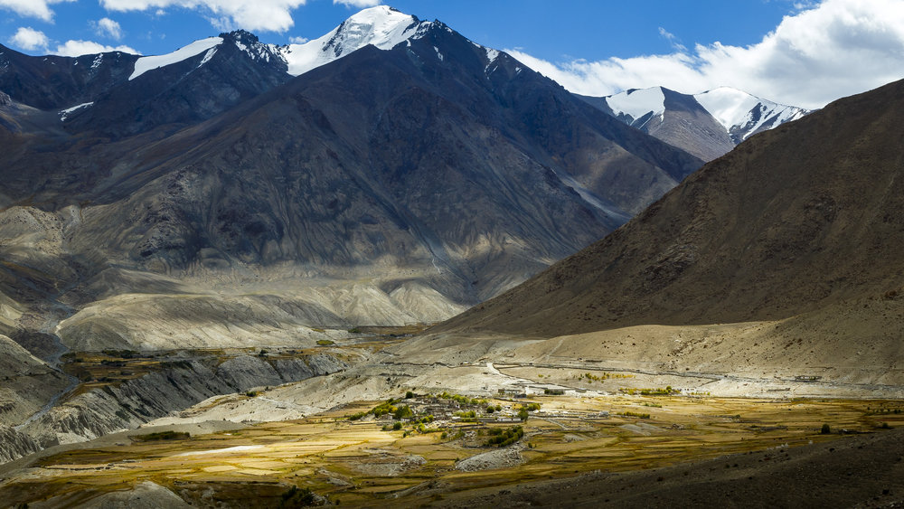 En-route to Nubra Valley