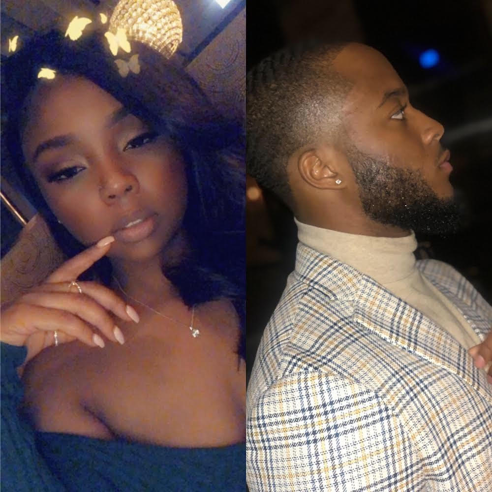 Breanna and her boyfriend, Delon. Queens, How important is it to be with some one who motivates you on a personal level? Do you think about that quality in a partner or friendship?