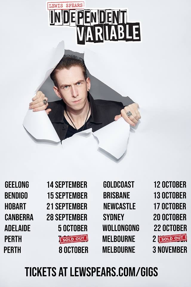 INDEPENDENT VARIABLE - Connor produced and edited the taping of comedian Lewis Spears' show 'The Independent Variable' in Brisbane. The show was toured around Australia in 2018 to sold out audiences.The taping is currently in preproduction. Details to come.