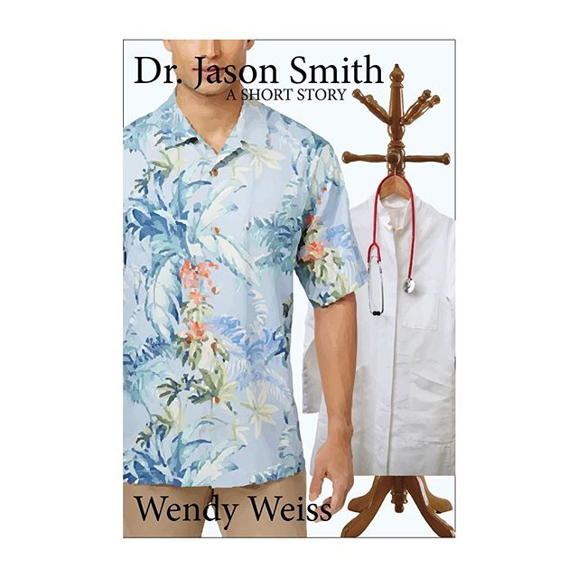 Please check out my website!! www.wendyweissauthor.com (link in bio) and read a short story introducing Dr. Jason Smith. My debut novel DETACHED will be available on Amazon on Saturday! #amazonbooks #author #debutauthor #detached #medicalnovel #thrillernovel #online #ebook #kindle #KDP #kindleselect #mysterynovel #shortstory #goodreads