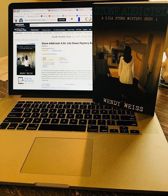 Free today on Amazon!!! #mystery #kindle #kindleunlimited #amreading #stoneaddicted