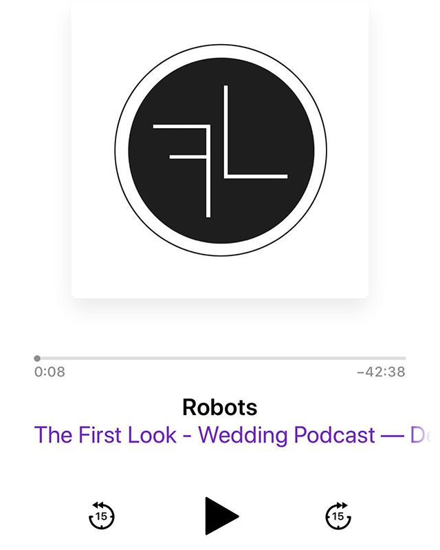 A new episode is up! This week we talk about the future of wedding photography.
