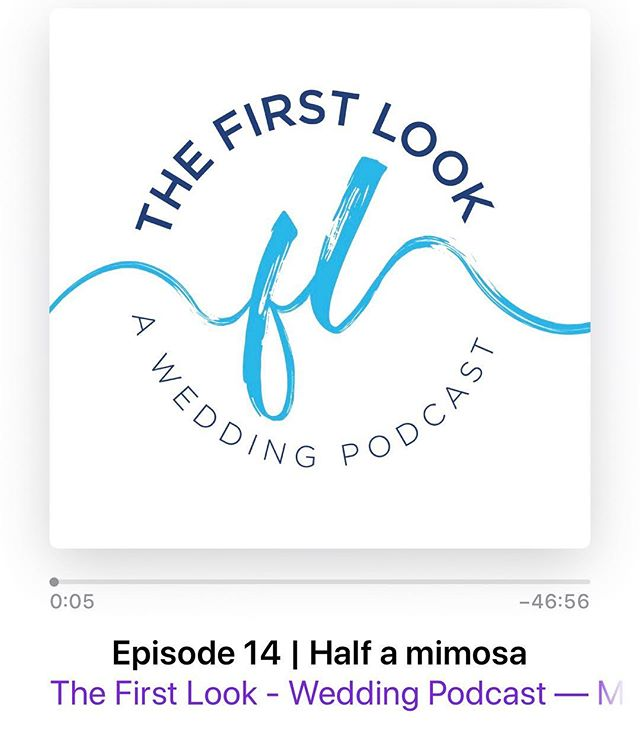 Episode 14 out now. Find out how to make your wedding day less stressful. 💎