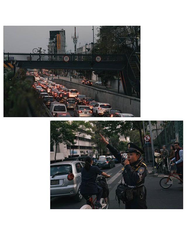 It felt so personal when @meghan_petersen asked me to photograph traffic in Mexico City.  New story for the @nytimes in Spanish. / Se sintió muy personal cuando @meghan_petersen me pidió fotografiar el tráfico en la Ciudad de México. Nueva historia para el @nytimes en español.  ____________ #mexico #cdmx #trafico #photo #color #photojournalism