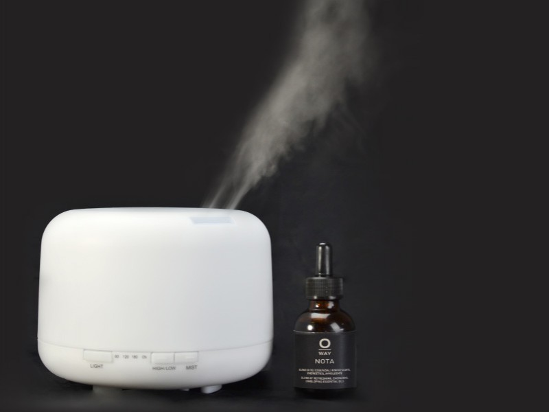 2                      Aromatherapy - Nothing creates a more profound,  impression than an experience with essential cloud diffuser.