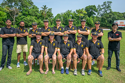 Sri Lanka Club Cricket Tours