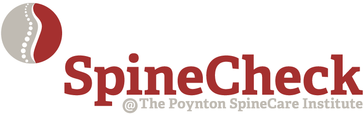 SpineCheck @ The Poynton SpineCare Institute