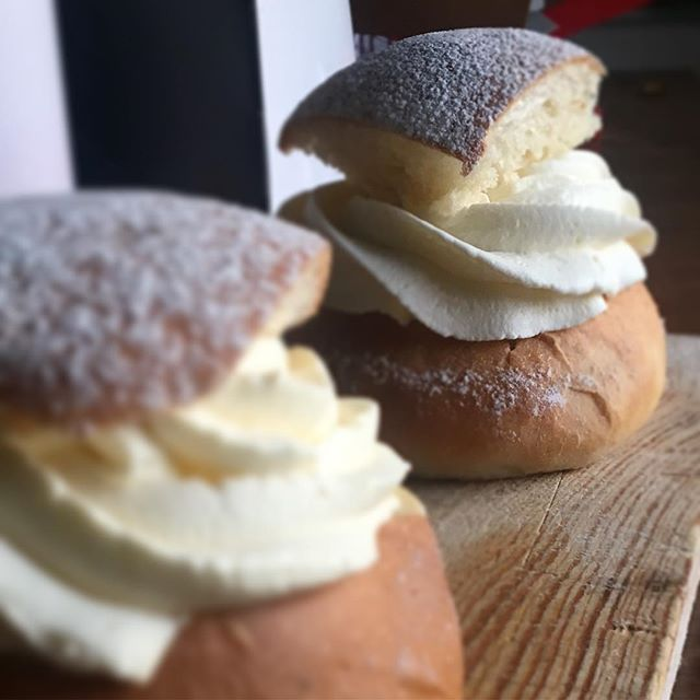 "The annual ""Semla"" test is about to start!"