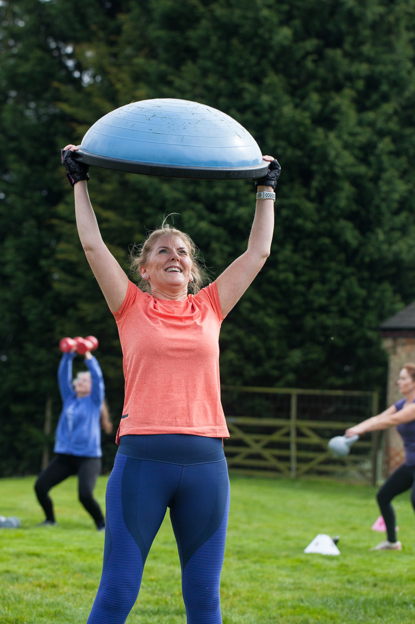 bootcamp bosu workouts