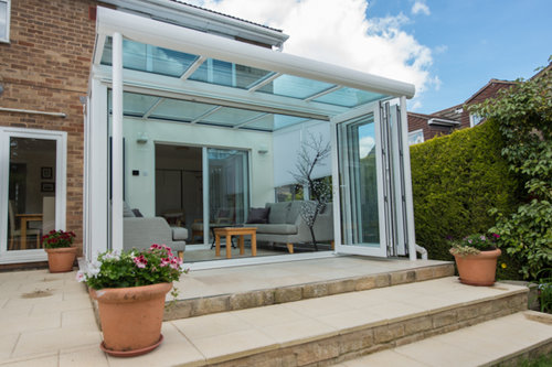 Glass Verandas & Awnings — Richard Thomas Conservatories, Extensions ...