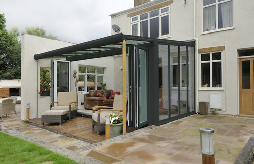 Glass Verandas & Awnings — Richard Thomas Conservatories, Extensions ...