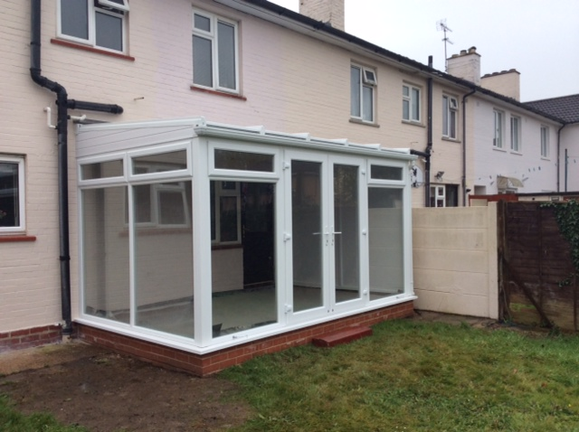 Customer in Southampton, Work Completed 24 April 2016 - I am absolutely delighted with the new conservatory! The Richard Thomas Team, including the builders, fitters and other trades were brilliant!! Ben the salesman visited afterwards and we have already recommended them to our neighbours.
