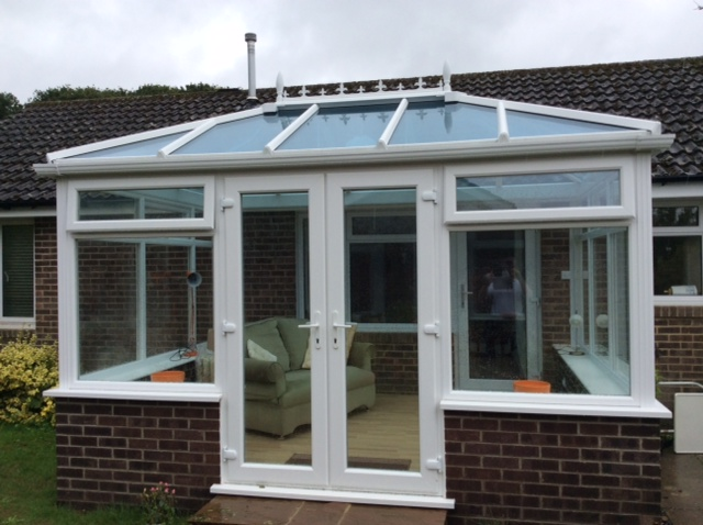 Mrs Meheux, Christchurch. 7th Oct 2015 - They were at all times courteous, efficient, and knowledgeable! They were obviously all skilled workmen and worked very much as a team. The new conservatory is just what I wanted. I'm very pleased.