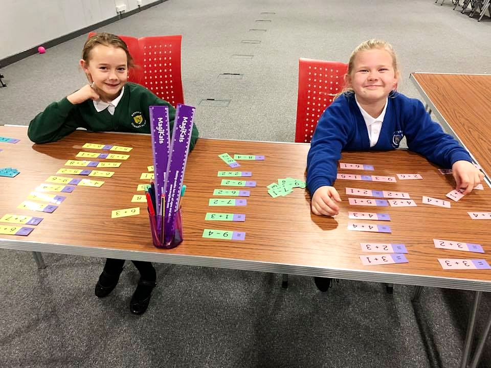 MagiKats Sunderland South - Children learning Maths and English
