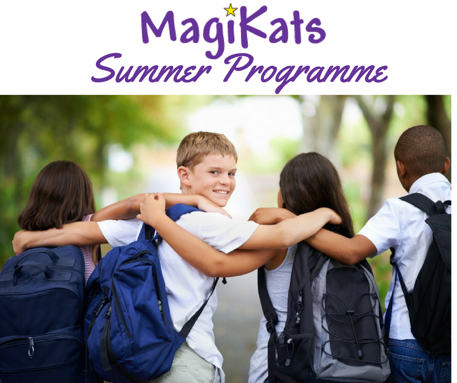 MagiKats Summers Programme | England & Wales | Maths & English Tuition