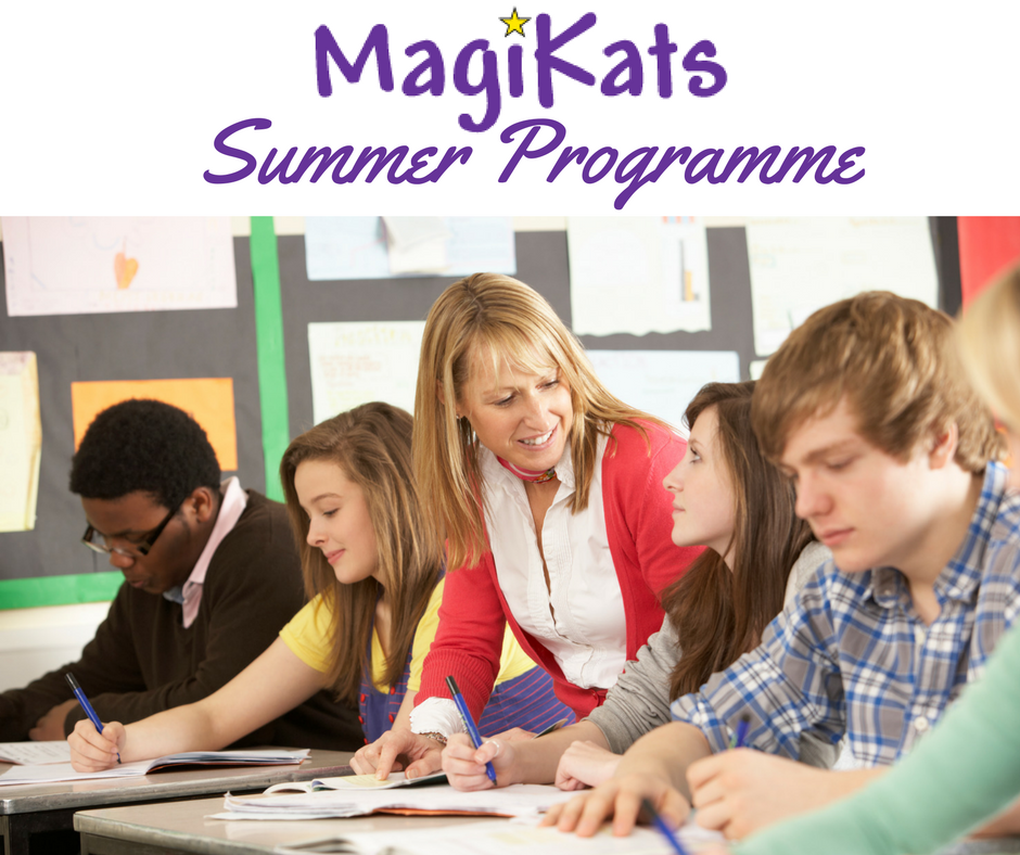 MagiKats Maths Summers Programme | England & Wales | Maths & English Tuition