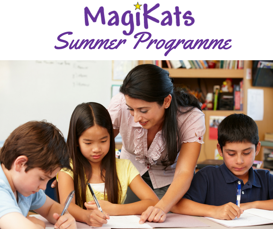 MagiKats English Summers Programme | England & Wales | Maths & English Tuition