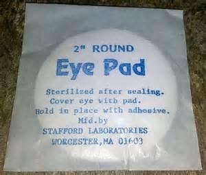 'Eye' Pad