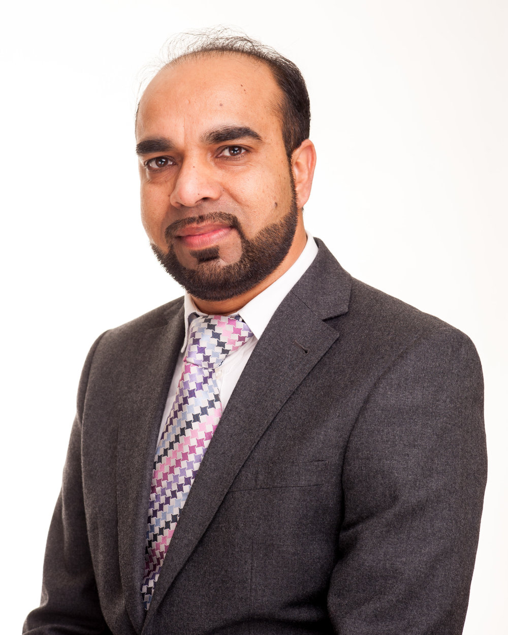 """""""We provide each student with an individual programme of work designed to help build their confidence, extend their knowledge and develop learning skills."""" - Khalid Mahmood, Principal -"""