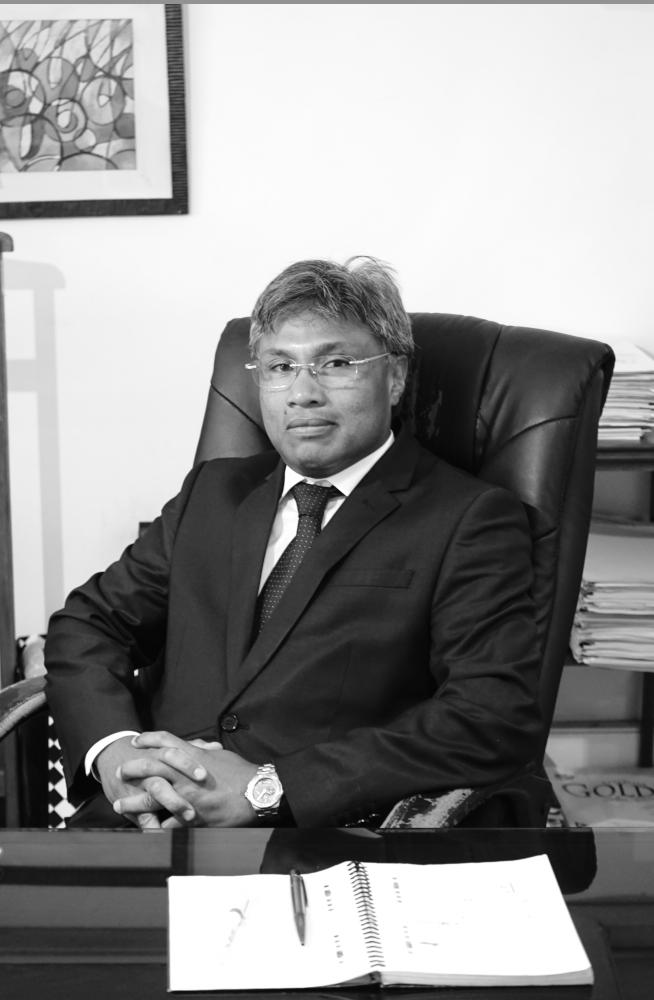 Tiana RASAMIMANANA  Directeur de Cabinet