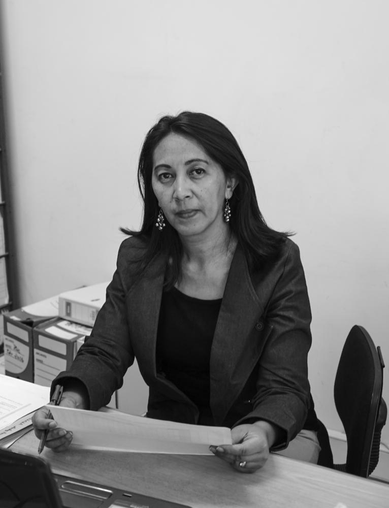 Hanitra Veroliva RAZAFY   Responsable du Département du personnel
