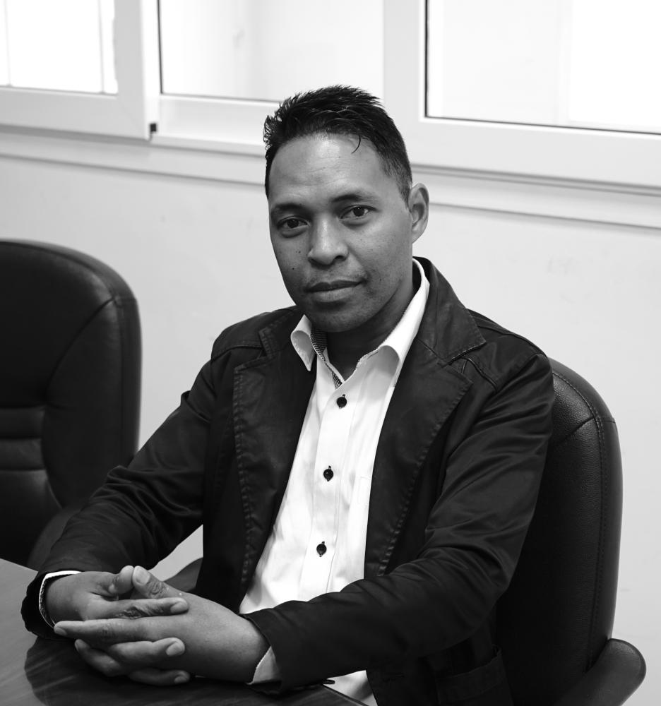 Andry Mamy RAZANAVAHY  Responsable du Département Informatique