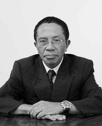 Hugues RAHARIMANANTSOA  Conseiller du Président, Président de GS Aviation et Global Technologies