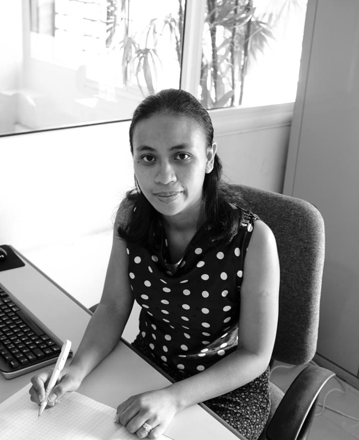 Henintsoa RAZAFINARIVO  Assistante du Président