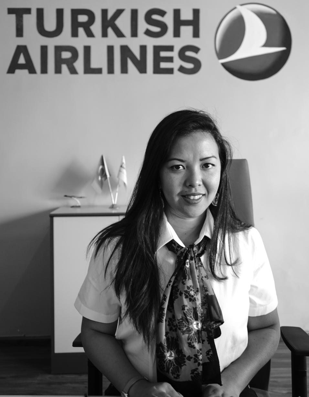 Irina   ANDRIAMIHAJA   Directeur Agence Turkish Airlines