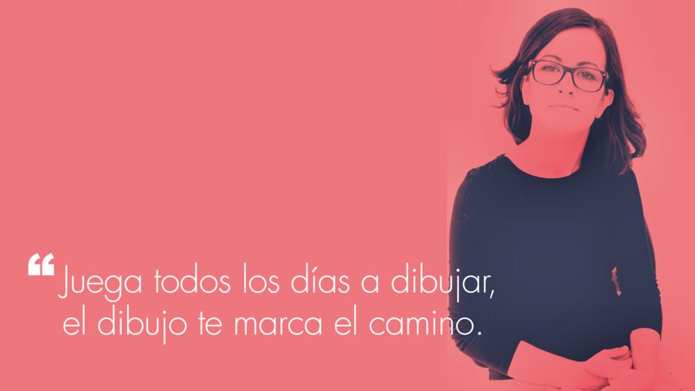 Lara Bernal - Experta en Visual Thinking