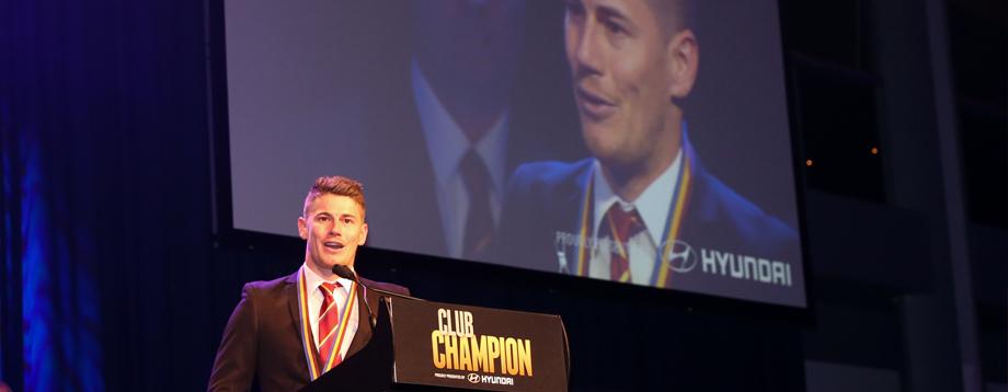 CLUB CHAMPION -