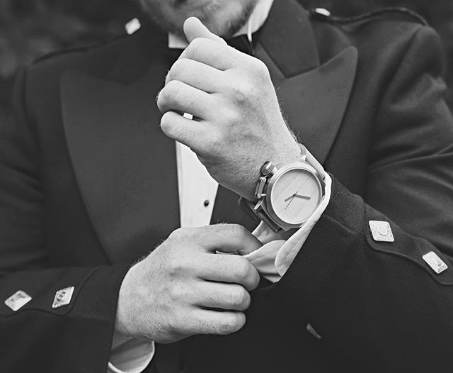 We absolutely LOVE how @brownellkirk got all his groomsmen Seaval TimePieces for his wedding and even got the special date burned into the leather straps. Awesome pictures and we're excited to hear it was a fantastic wedding, Congrats Kirk! . . . . . . #watches #watchesofinstagram #timepiece #watch #watchfreak #woodwatch #woodwatches #woodworking #wood #watch #fashion #leather #leatherbracelet #mvmt #komono #komonowatch #amsterdam #travelwatch #travel #coupon #discount #sale #sales #black #blackfriday #wedding #groomsmen #groomsmengift #groomsmengifts