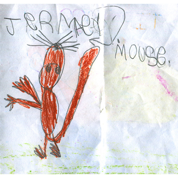 Jeremy Mouse by Ruth