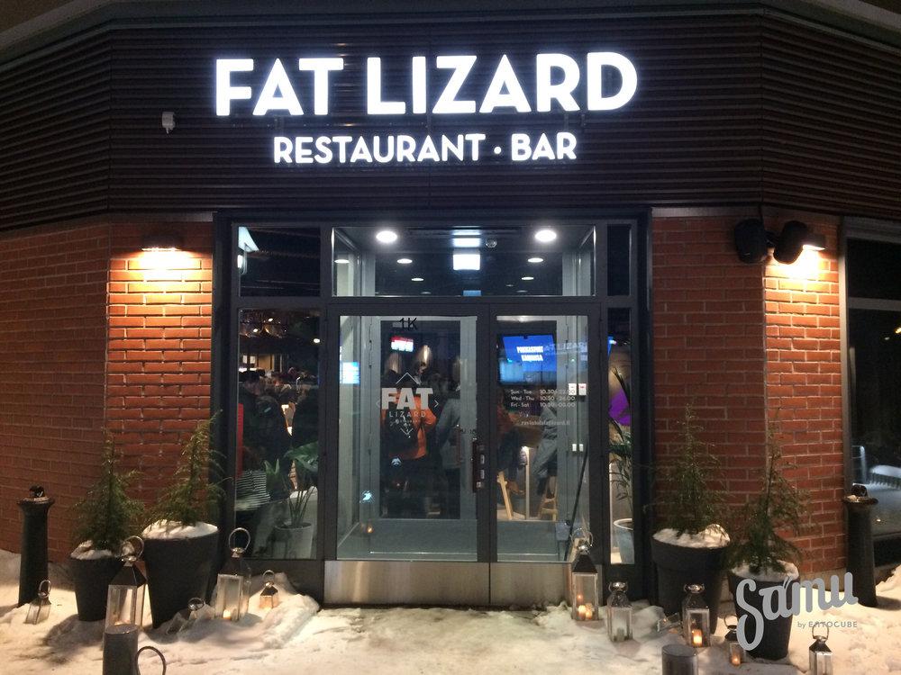 Ravintola Fat Lizard, Otaniemi