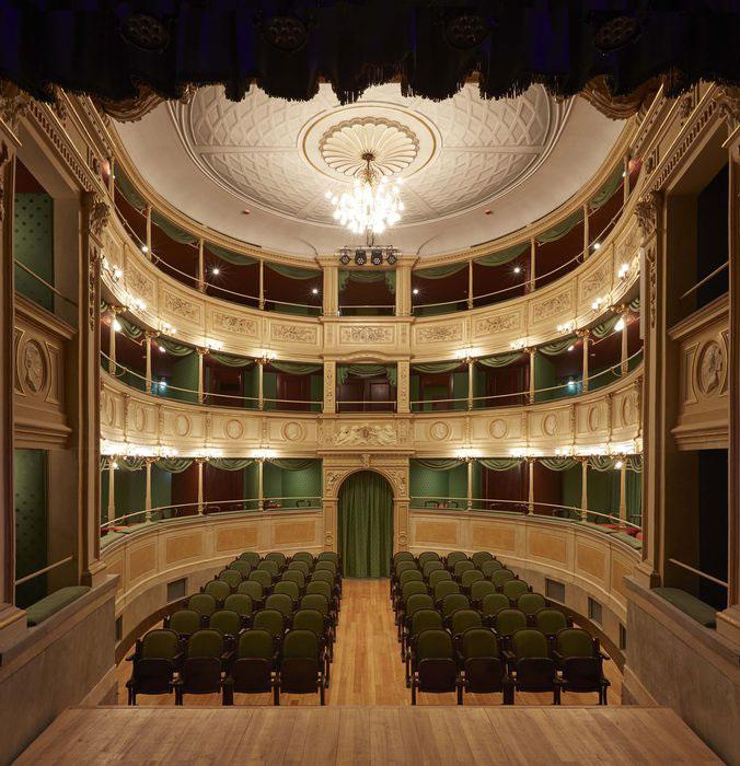 Teatro Gerolamo - Milano, MI