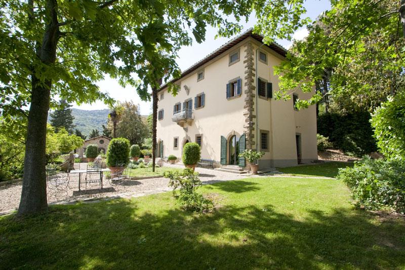 Villa di Tecognano - Cortona, AR