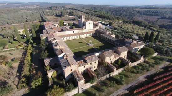 Certosa di Pontignano - Castelnuovo Berardenga, SI