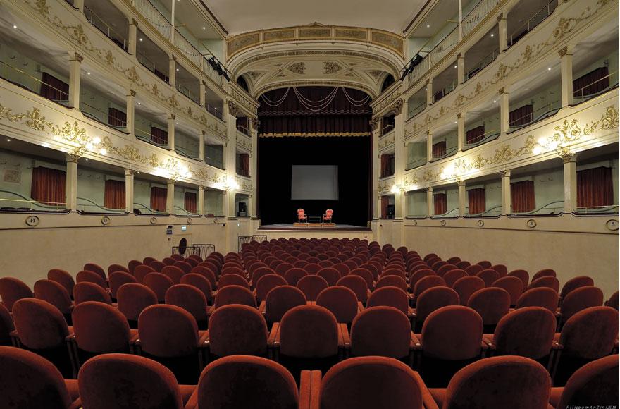 Teatro Niccolini - Firenze, FI