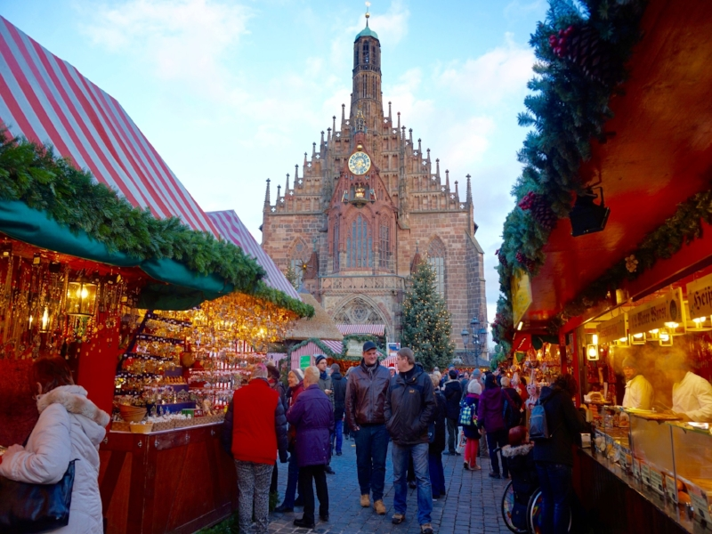 Celebrating German Christmas Markets  Wine Dine & Travel Magazine