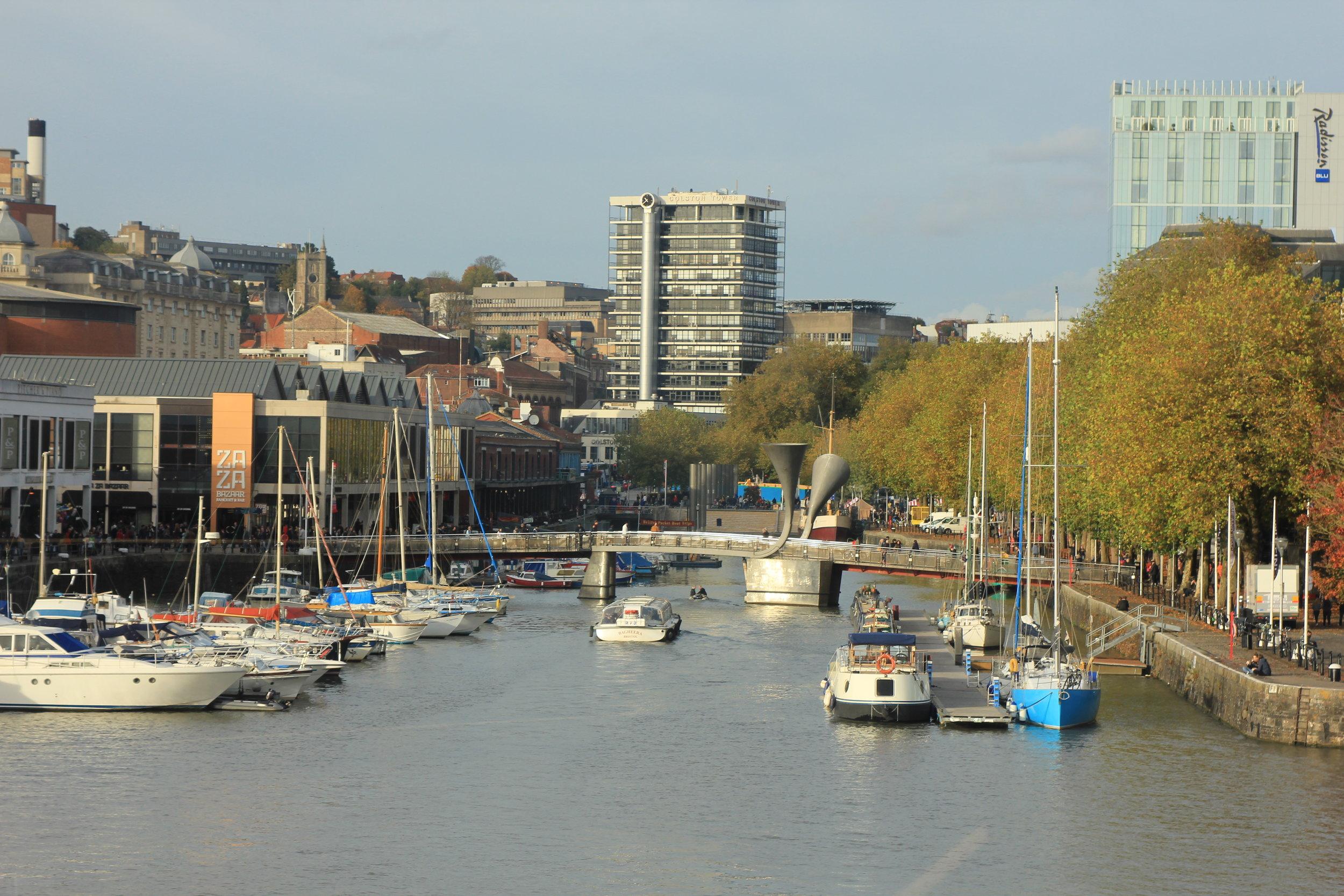 Bristol's waterway