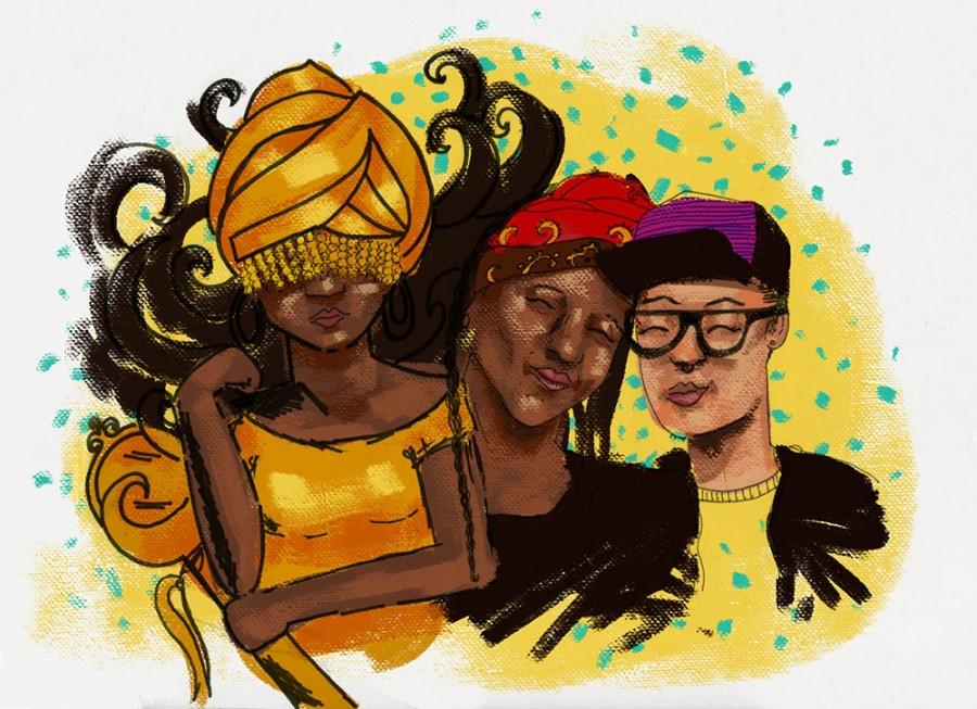 Fragmentos dispersos entre micropolíticas afectivas del rechazo y la afroafectividad - Jess Oliveira & Yos Erchxs Piña