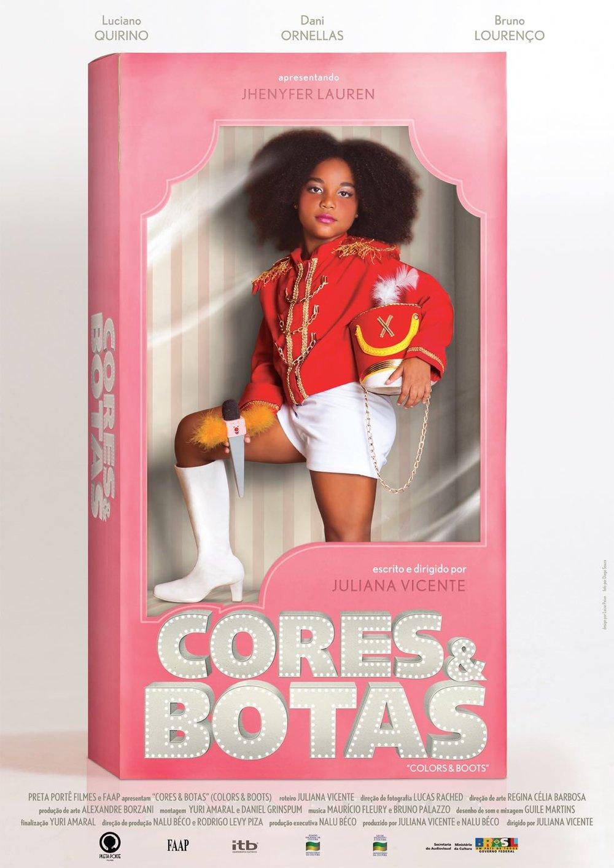 Afiche del film Colores y Botas