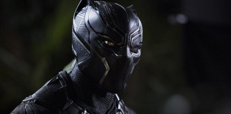 Chadwick Boseman como Black Panther. Fuente: Marvel