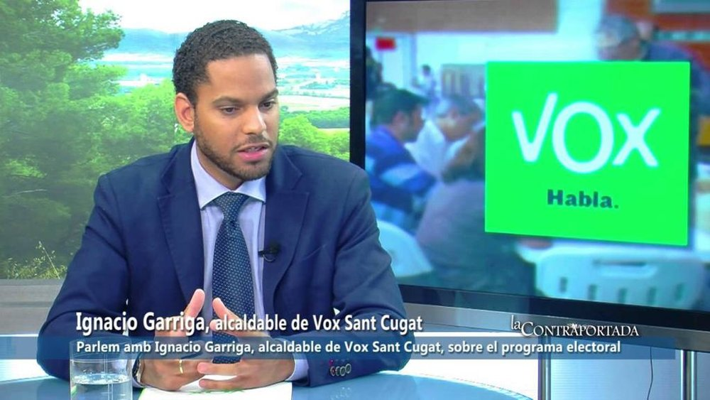 Ignacio Garriga (fuente Youtube)