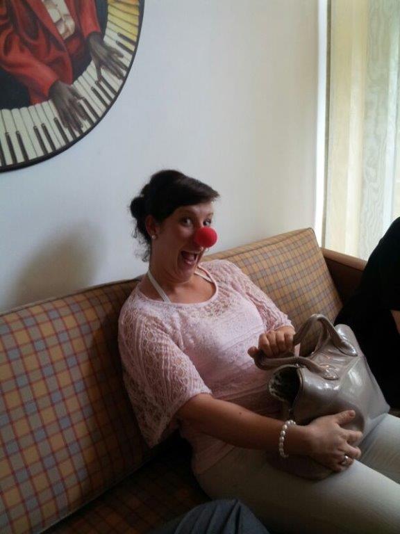 Rote Nase, Hausdame.jpg