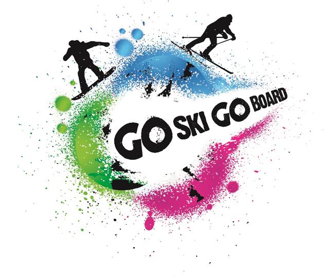 Go Ski Go Board